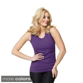 modbod Women's Basic Cotton Tank