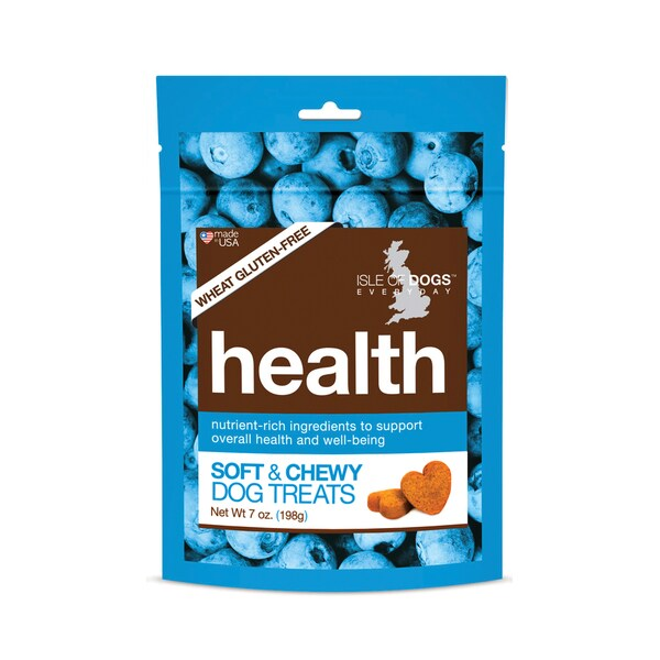Isle of Dogs Health Soft Chew Treats (7 oz)