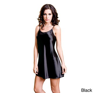ICollection Lingerie Women's Satin Chemise