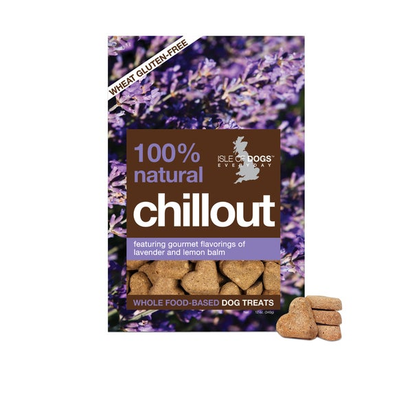 Isle of Dogs Chill Out Biscuit Treats (12 oz)