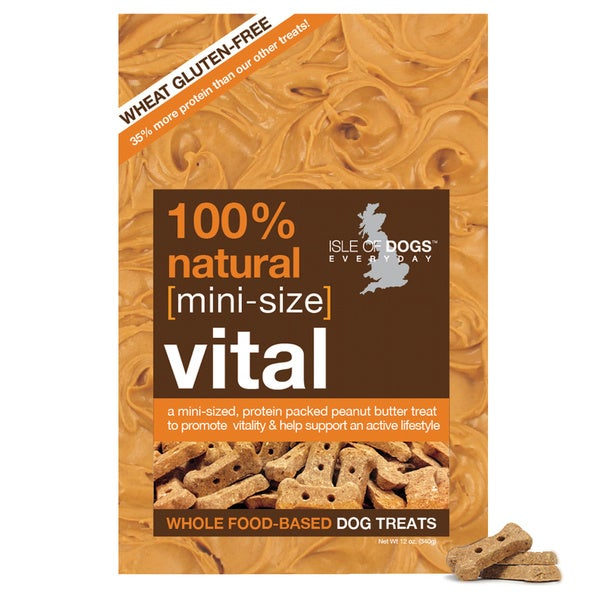 Isle of Dogs Gluten-free Vital Biscuit Treats