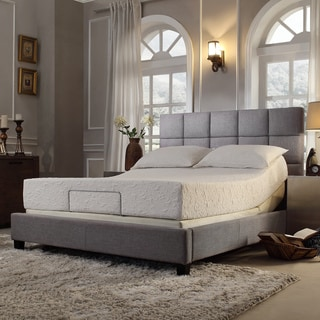 INSPIRE Q Toddz Classic Electric Adjustable Bed Base with Wireless Remote Control