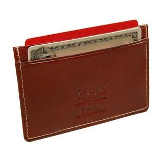 Castello Leather Slim Cardholder