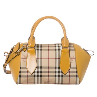 Burberry 3882439 Small Haymarket Blaze Satchel