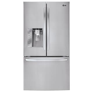 LG LFX33975ST Smart Cooling Plus Mega-Capacity Stainless Steel French Door Refrigerator