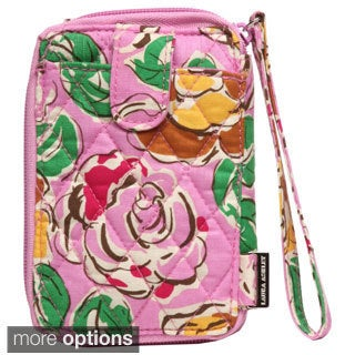 Laura Ashley Quilted ID Phone Case