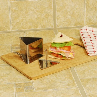 Triangle Stainless Steel Food Mold