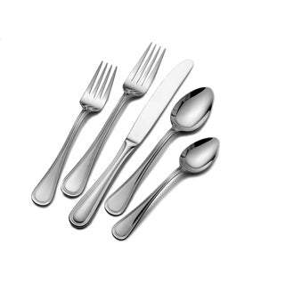 WALLACE HOME HADLEY 45PC FLATEWARE SET 18.0 | Overstock.com