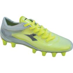 Men's Diadora Cambio MD PU Clear/Fluo Yellow