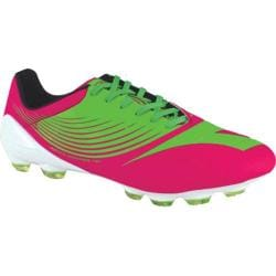Men's Diadora DD-NA GLX 14 Fluo Green/Red Virtual Pink
