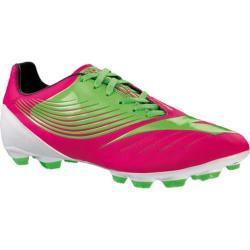 Men's Diadora DD-NA R LPU Fluo Green/Red Virtual Pink