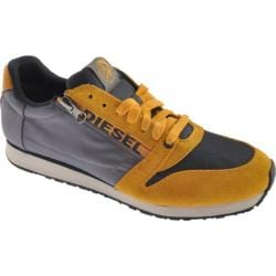 Men's Diesel Great Era Slocker Total Blue/Golden Yellow/Castlerock