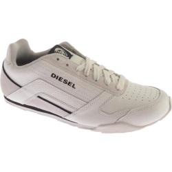 Men's Diesel Long Term Step Gear White/Vaporious Grey