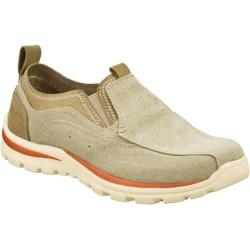 Men's Skechers Relaxed Fit Superior Morton Natural