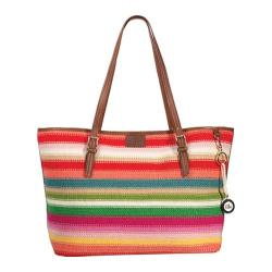 Women's THE SAK Nantucket Large Tote Beach Stripe