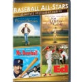 Baseball All-Stars 4-Movie Spotlight Series