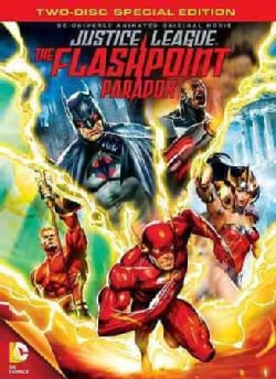 DCU: Justice League- The Flashpoint Paradox (DVD)