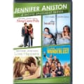 Jennifer Aniston 4-Movie Spotlight Series (DVD)