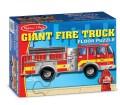 Giant Fire Truck: 24 Pieces Floor (General merchandise)