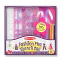 Fashion Fun Stencil Set (Toy)