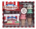 Scoop & Stack Ice Cream Cone Playset (Novelty book)