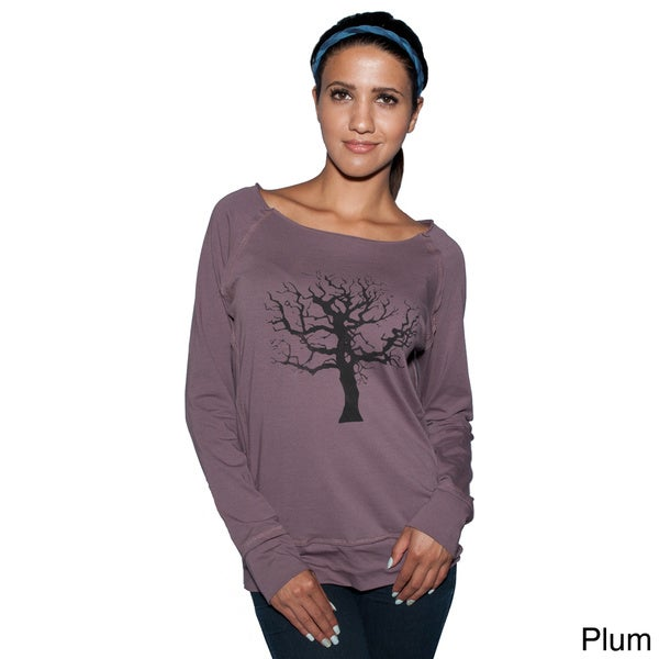 Women's Organic Cotton Tree Of Life Top (Nepal)