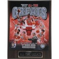 Chicago Bulls 'All Time Greats' Plaque