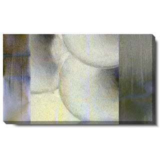 Studio Works Modern 'Oyster Vertex' Gallery Wrapped Canvas