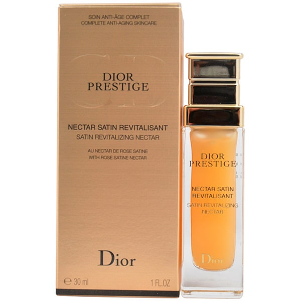 dior prestige anti aging satin revitalizing nectar. Black Bedroom Furniture Sets. Home Design Ideas