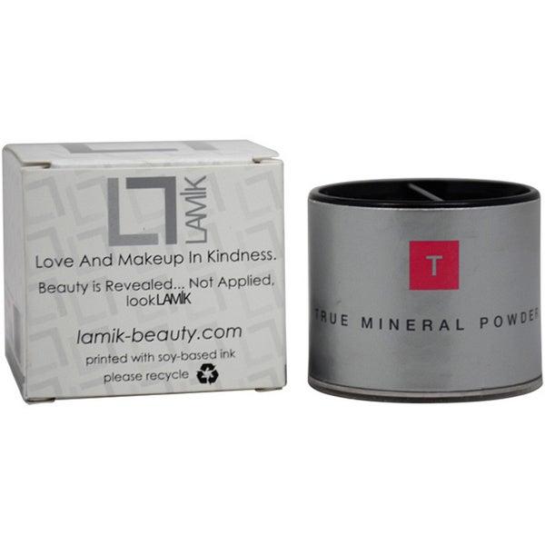 Lamik Light Vanilla True Mineral Powder