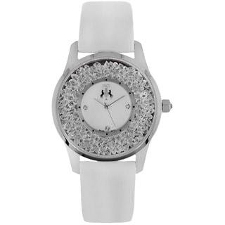 Jivago Women's Brilliance Stainless Steel Watch
