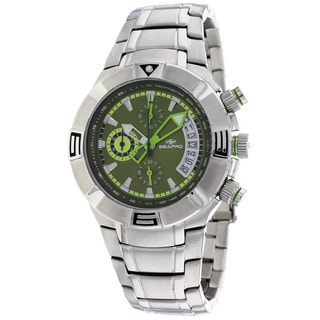 Seapro Men's TX Diver Stainless Steel Chronograph Watch