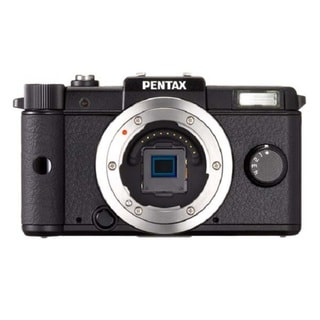 Pentax Q 12.4MP Black Digital SLR Camera (Body Only)
