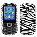 BasAcc Zebra Skin Case for Samsung U485 Intensity III