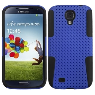 INSTEN Dark Blue/ Black Astronoot Phone Case Cover for Samsung I337 Galaxy S4