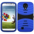 BasAcc Black/ Blue Wave Symbiosis Case for Samsung I337 Galaxy S4/ SIV