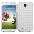 BasAcc T-clear/ Argyle Pane Case for Samsung Galaxy S 4 I337