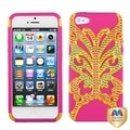 BasAcc Butterfly Kiss/ Diamond Hybrid Case for Apple iPhone 5