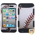 BasAcc Baseball Sports Collection TUFF Case for Apple iPod touch 4