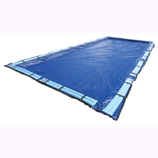 Dirt Defender Rectangular Winter In-Ground Pool Cover