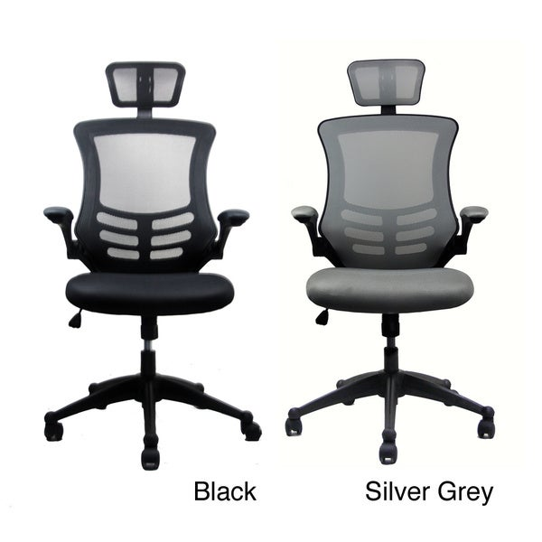 Reclining High-back Executive Mesh Office Chair
