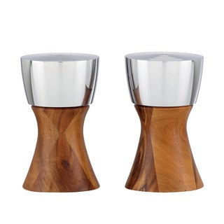 Dansk Wood Classics Bergit Salt & Pepper Set