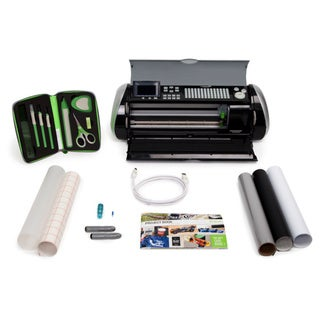 Cricut Expression Black Die Cutting Machine Bundle
