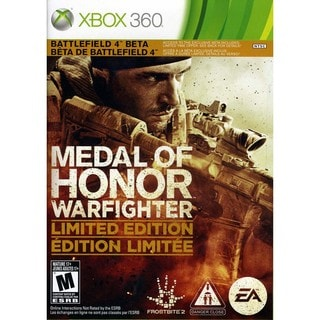MEDAL OF HONOR WARFIGHTER XB36