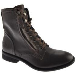 Men's Diesel Miliboot Themil Coffee Bean