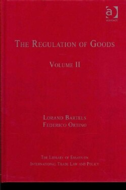 The Regulation of Goods (Hardcover)