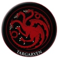Game of Thrones Embroidered Patch: Targaryen (Novelty book)