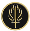 Dragon Age II Embroidered Patch: Templars (Hardcover)