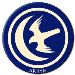 Game of Thrones Embroidered Patch: Arryn (Other book format)