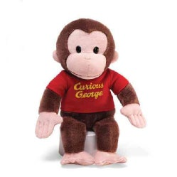 Curious George Red Shirt (Soft toy)